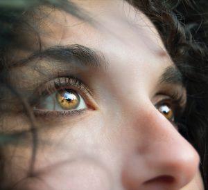 Woman Close Up Image